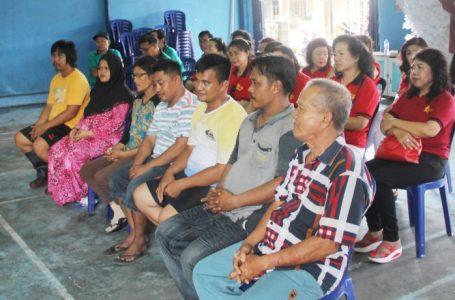 Ai Xin Bergerak Cepat Bantu Korban Kebakaran Kampung Beting