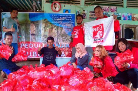 Bantuan Masyarakat Terdampak Banjir