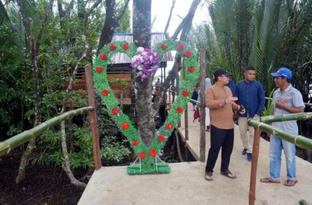 Equator Park, Objek Wisata Baru di Kubu Raya