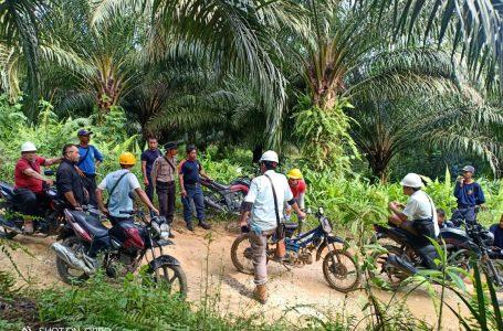 Polisi berikan himbuan  sebelum melaksanakan patroli gabungan perusahaan