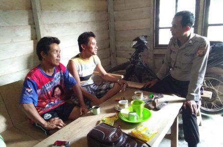 Herman terkejut didatangi Bripka Heryanto