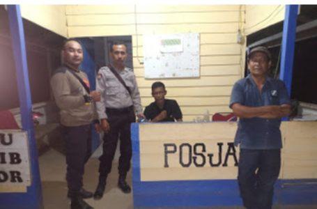 Polisi berikan himbuan kepada security