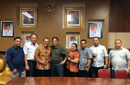 Wakil Bupati Terima Kunjungan Elemen Masyarakat