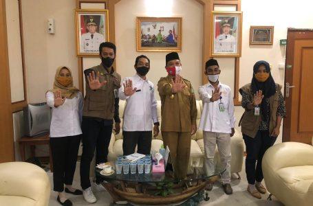 RBM Bumi Khatulistiwa audiensi ke Wakil Gubernur Kalbar