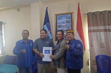 """Usung Pasangan """"KITA MENANG"""" Partai Demokrat Optimis Dapat Memenangkan Pilkada di Kabupaten Sintang"""