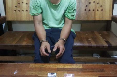 Direktorat Resnarkoba Polda Kalbar bersama team Beacukai Kalbagbar amankan pengedar Narkotika.